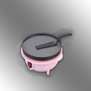 Mini Electric Crepe Maker with Skid-proof Rubber Feet