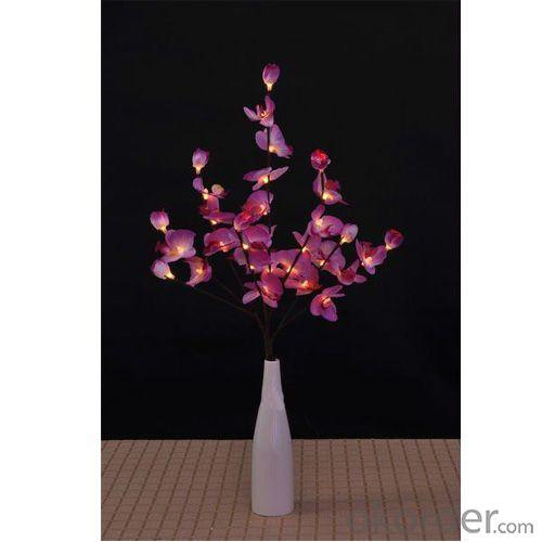 Christmas Led Flower Light Branches