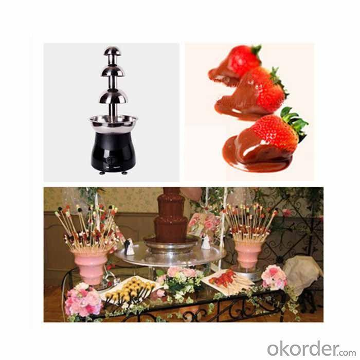 Competitive Prices Chocolate Fountain