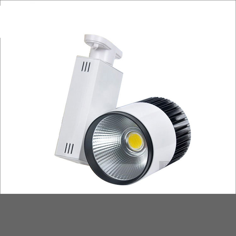 2014 High Class Top Quality 20W 30W Cob Led Track Light