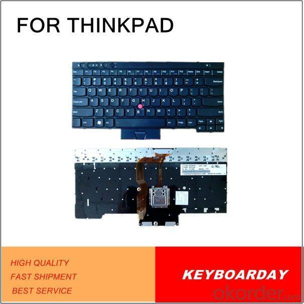 Backlight Laptop Arabic Keyboard For Ibm Thinkpad T430