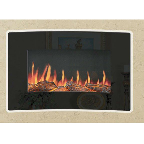 Electric Fireplaces BG-03B with LED Wall-mounted