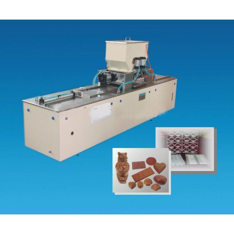 Chocolate Depositing Machine/Chocolate Equipment/Multi-Function Hot Chocolate Machine