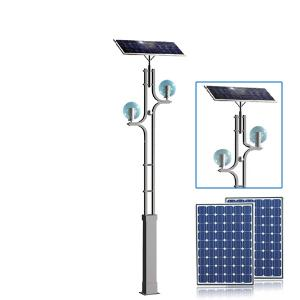 Abt-12 Double Arms LED Solar Garden Light From China Manufacturer