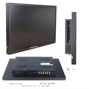 26 Inch LCD Cctv Monitor For Professional Use With Metal Case