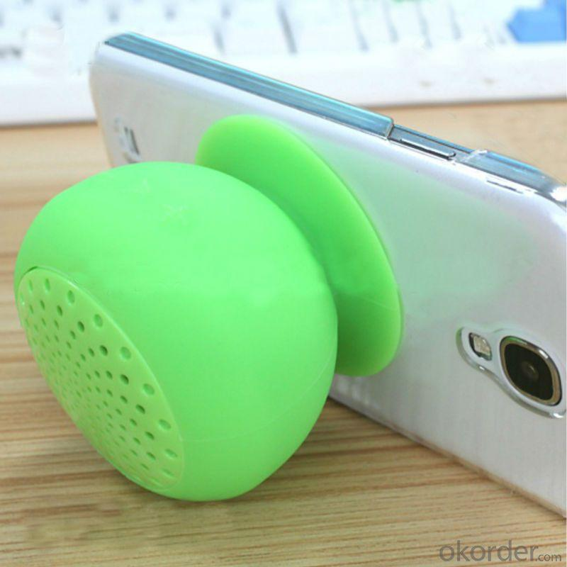 Bluetooth Portable Speaker, Waterproof Bluetooth Speaker,Bathroom Mini Speaker