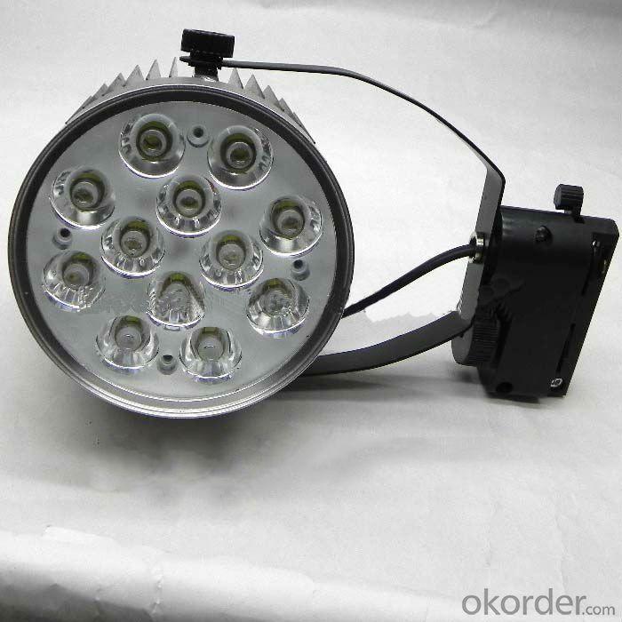 High Power 12X3W Led Track Spot Light 36W