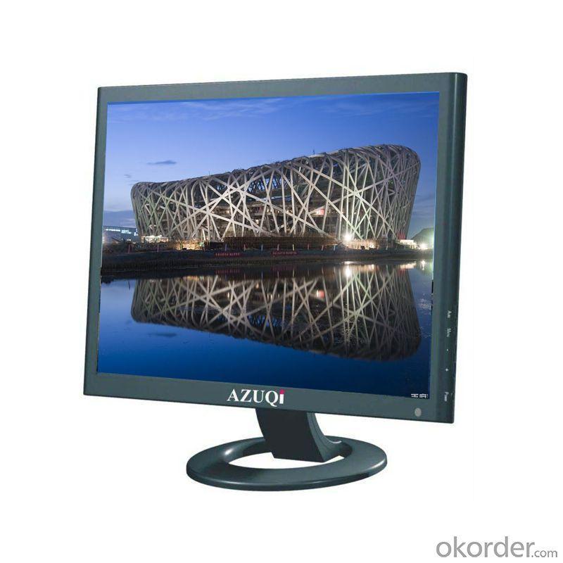 19 Inch Professional Cctv LCD Monitor
