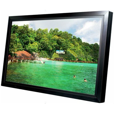 Industrial 65 Inch High Definition Touch Screen Monitor