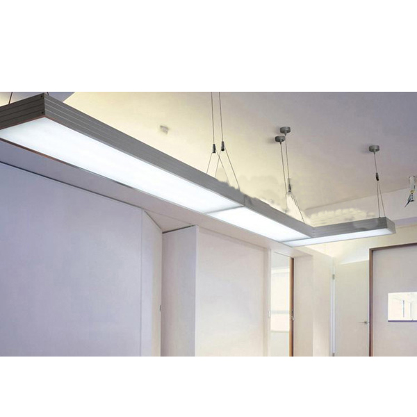 High-End Office Lighting Smd2835 200Leds 40W Linear Office Led Pendant Light