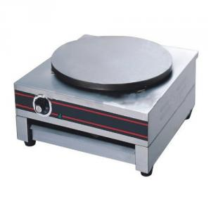 Round Shape Crepe Maker Nonstick Surface