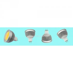 2014 Ce Approved 80Lm/W Gu10 Mr16 Cob 5W Led Spotlight Dimmable