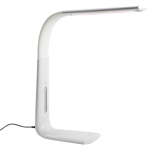 2014 Flexible Touch Led Table Lamp With Color Changing And Usb Port