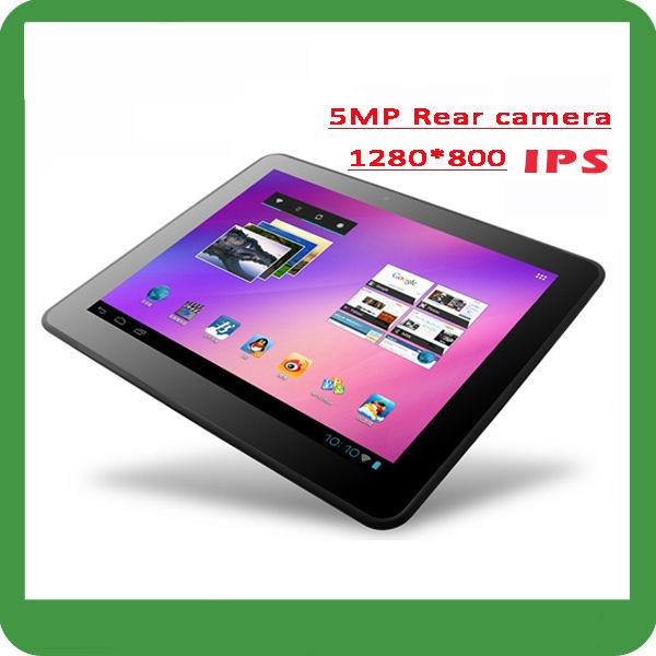 2014 Wholesale Allwinner A31S Quad Core Kitkat Tablet, Tablet 10 Inch