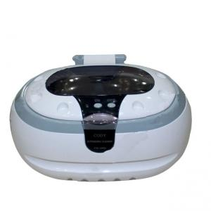 Mini Sonic Vibrating Ultrasonic Jewelry Cleaner
