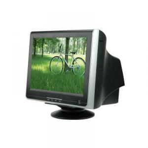 17 Inch CRT Display