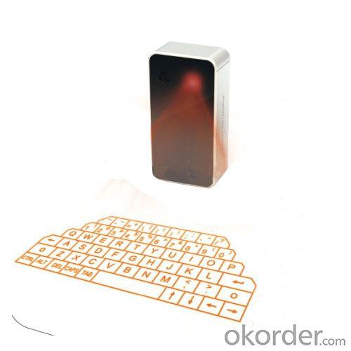 New Arrive Virtual Laser Keyboard For Tablet And Mobile Phone