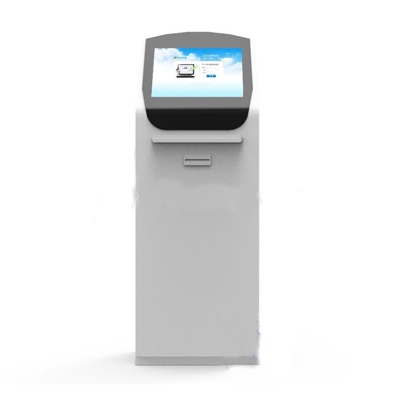 17&Quot; Multi Point Touch Screen Query Kiosk