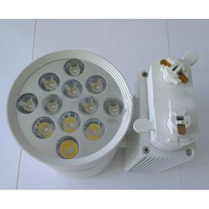 2014 Year Fresh Product High Quality 12W China Factory Excellent Rotation Led Track Spot Light