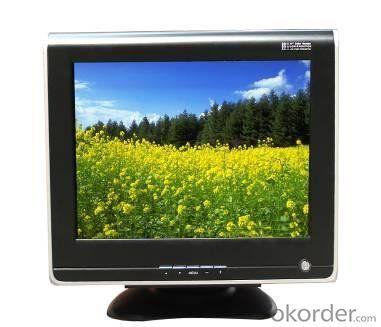 Monitor CRT Display