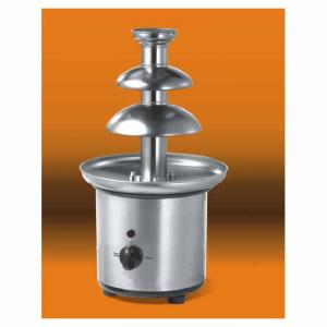 Stainless Steel Electric Chocolate Fountain