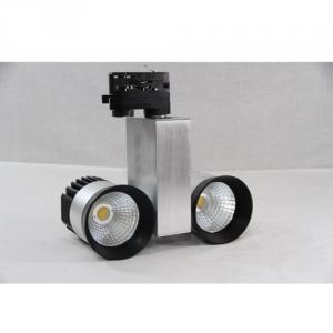 30W,40W High Power Led Track Light/ Cob Led Track Spot Light