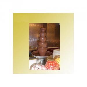 5 Tiers Wedding Commerical Chocolate Fountain