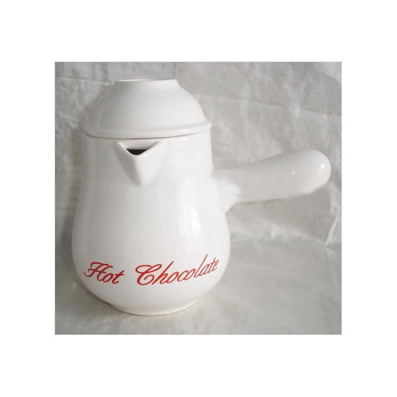 Hot Ceramic Chocolate Maker For Promotional Gift Set