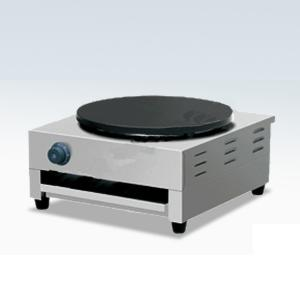 Electric Stainless Steel Crepe Maker 1 Head for Commercial