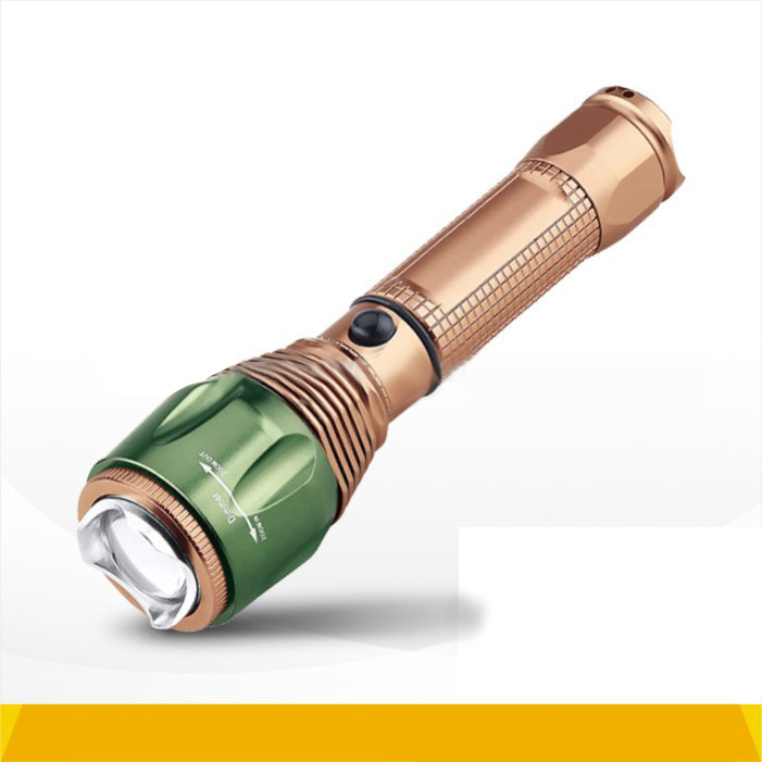 Self defense High Quality Electric Shock Torch