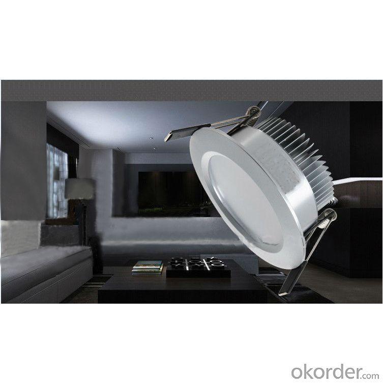 2014 New Arrival 5W LED Downlight 85-265V Dimmable LED Light