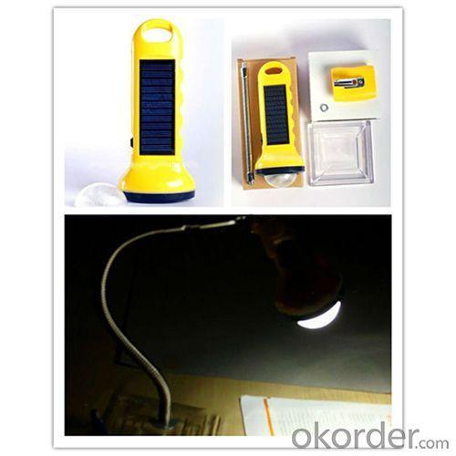 Energy Saving Home Solar Table Lamp