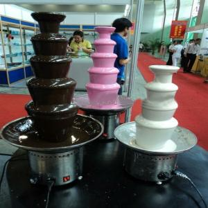 Commercial Chocolate Fountain, Chocolate Machine With Ce Approve