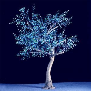 Tr173 Gnw 10Ft Led White Lighted Tree