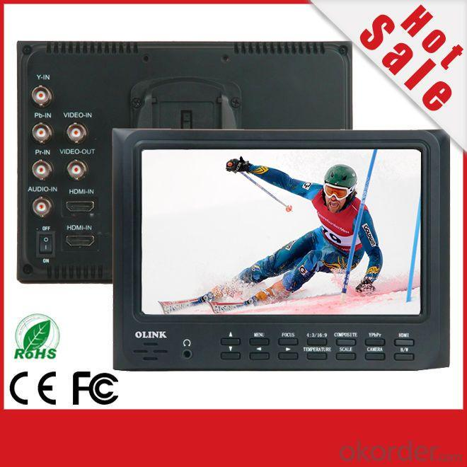 DSLR LCD Field Digital Monitor with 7 Inch HDMI Monitor Screen Hot Sale