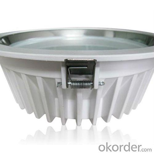 Factory Direct Sell Cob Dimmable Led Downlight, 2.5 to 8 Inch LED Ceiling Light, 12w Led Downlight