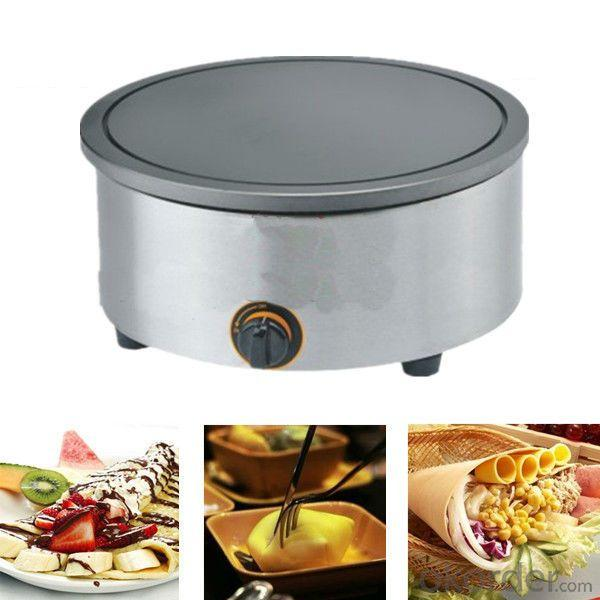 Mini Gas Crepe Maker Easily Operate