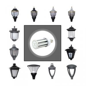 27W Warm White Outdoor House LED Garden Lamps From China Factory