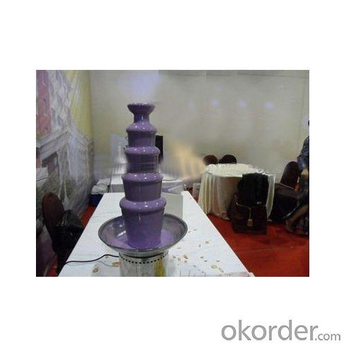 4 Party Use Commercial Chocolate Fountain/Cheap Chocolate Fountain