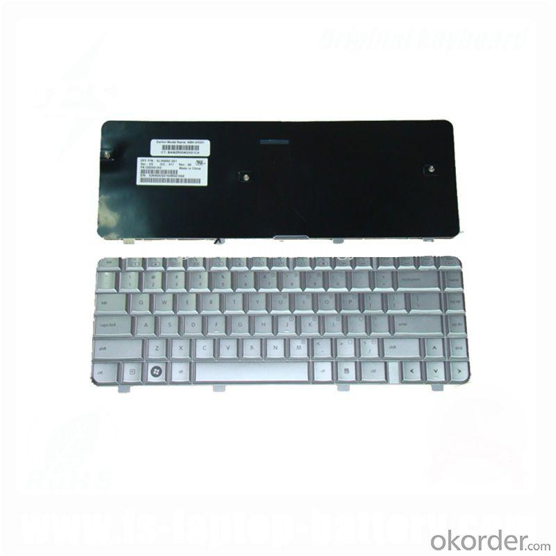 Hot Brand New Genuine Original Laptop Keyboard For Hp Dv4 Keyboard In US Layout
