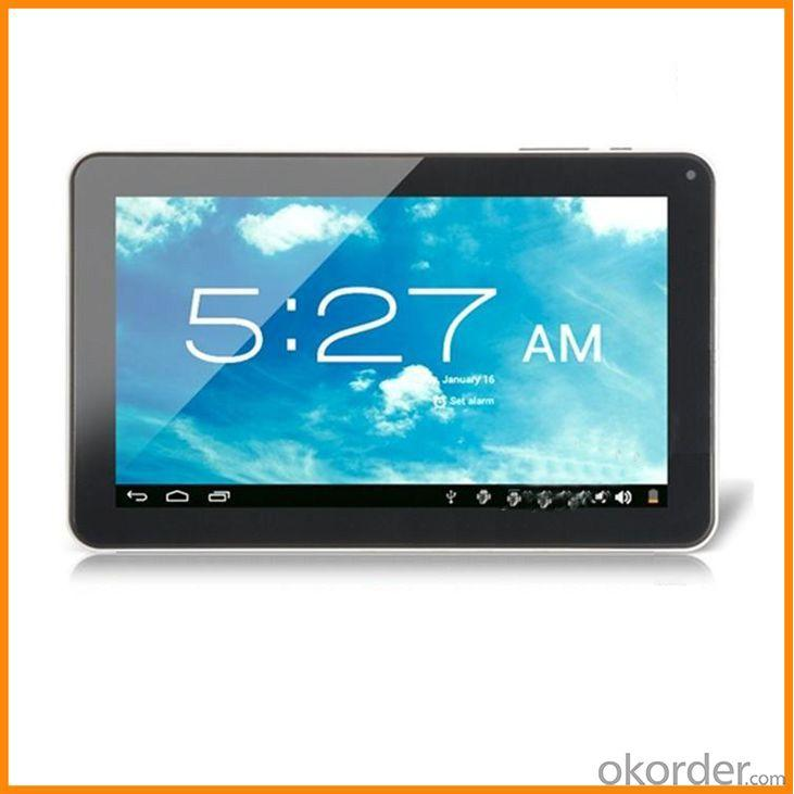 9 Inch Dual Core Tablet Pc 1.52Ghz  Hd Capacitive Hdmi Wifi 3G Bluetooth 1080P Android 4.4 High Quality