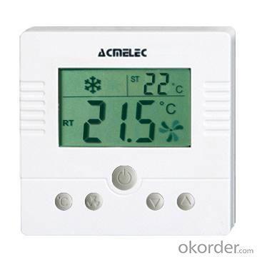 Fan Coil Digital Display Thermostat