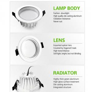 High Quality CE RoHS 5W 10W 15W 20W 30W Led Downlight