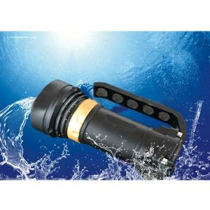 Rechargeable Bright LED Torch 0929B
