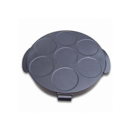 Pancake Maker with Adjustable Temperature Thermostat