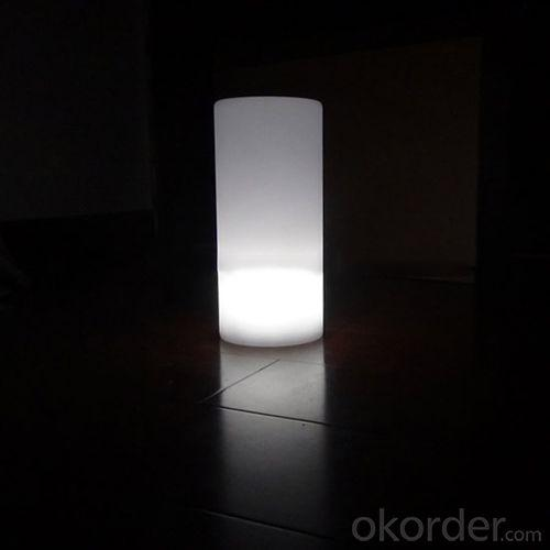 Mini Cordless Rechargeable Column Table Light