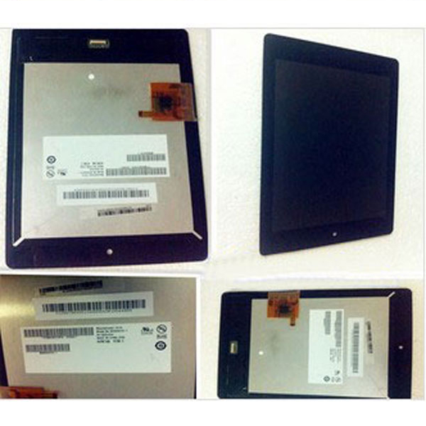 B080XAT01.1 For Acer A1-810 Tablet Parts 7.9 Inch with TFT Panel