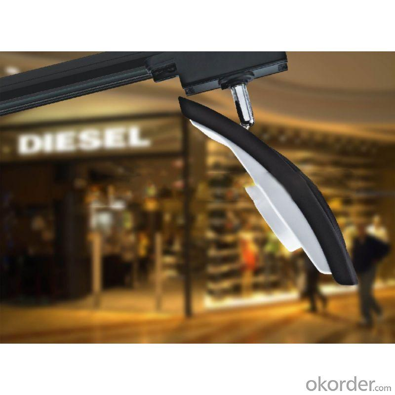 New ! Cob 20W 3000K/6000K,Ac100-240V Led Track Light Led Lights For Clothes Shops