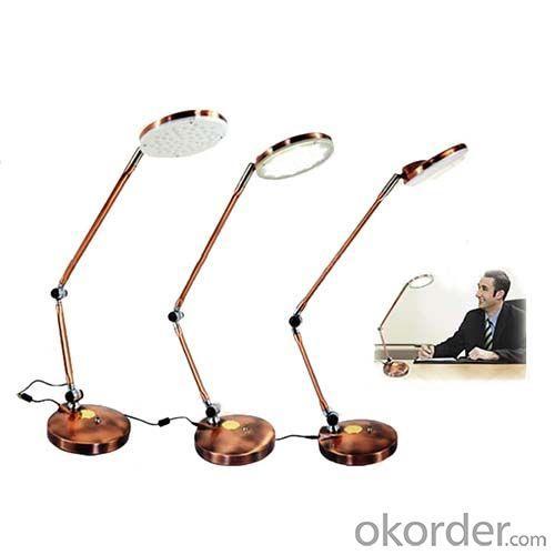 Stainless Steel Modern Table Work Lamp Led Lighting