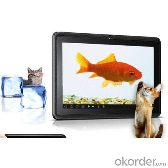 7&Quot; Q88 All Winner Android 4.0 Tablet Pc 8Gb Mid 1.2Ghz Ddr3 Wifi 3D Graphics High Quality